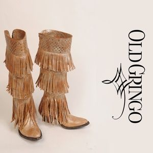 *ISO* Old Gringo Alise Gold size 8.5 or 9 *ISO*